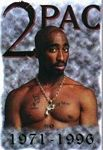 2Pac Commemorative Poster