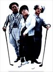 The Three Stooges -Golf