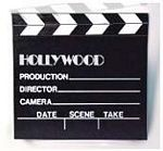 Director's Clapboard - Large