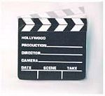 Director's Clapboard - Small