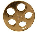 Movie Reels - Gold