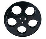 Movie Reels - Black