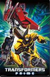 Transformers Prime Posters