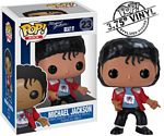 POP! Rocks Michael Jackson Red Jacket