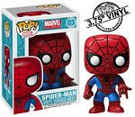 POP! Marvel Spider-Man vinyl Bobble Head