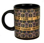Walk of Fame Stars of Hollywood Mug