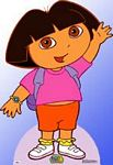 Dora the Explorer - Waving