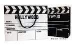 Hollywood Clapboard Paper bags