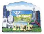 Los Angeles Picture Frame