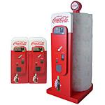 Coca-Cola Vending Machine Paper Towel Holder