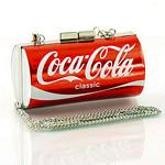 Coca-Cola Can Clutch Purse