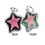 Walk of Fame Star Keychain