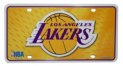L.A. Lakers License Plate