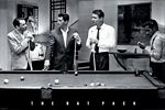 The Rat Pack 'Pool' Poster