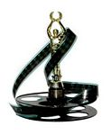 Trophy centerpiece (Black- Large)