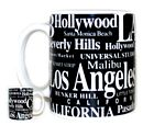 California�s Famous Places cup