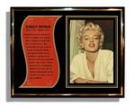 Marilyn Monroe Commemorative