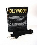 Gold Hollywood Neck Wallet
