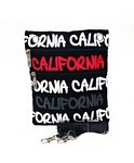 Black California Neck Wallet
