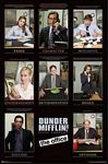 Humorous Motivational, The Office Poster