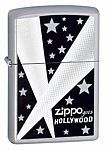 Hollywood lights Zippo lighter