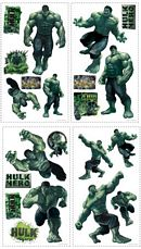 THE INCREDIBLE HULK Roommates RMK1191SCS.