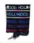 Multi-Color Hollywood Neck Wallet