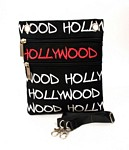 Red Hollywood Neck Wallet