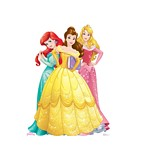 Disney Princesses Group Cardboard Cutout *2210