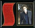 Robert Pattinson in New Moon commemorative