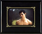 Taylor Lautner in New Moon framed picture