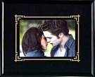 Edward and Bella of the New Moon framed picture