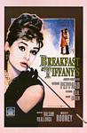 Breakfast at Tiffany poster