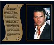 Ryan Phillipe commemorative
