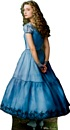 Alice in Wonderland - Alice cutout 91*