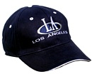 L.A. Full Navy Blue Cap