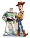 Buzz and Woody cutout *225
