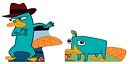 Agent P and Perry *1020 standup
