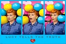 I Love Lucy - Balloons Poster