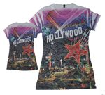 City Of Stars Hollywood T-shirt