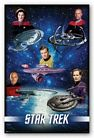 Star Trek - Capitains Poster