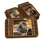 John Wayne Playing Card Gift Set