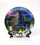 Los Angeles Decorative Plate