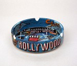 Hollywood Collage Ash tray