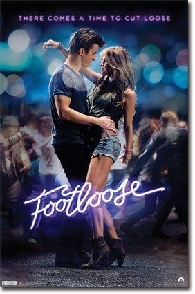 Footloose poster