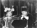 W.C. Fields and Mae West