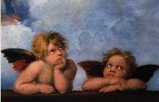 Raffaello Santi: Little Angels