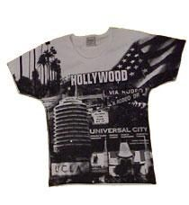 Hollywood Baby Doll Shirt