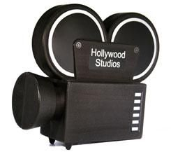 Camera Prop (coin bank)
