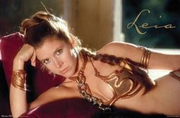 Star Wars, Princess Leia Poster